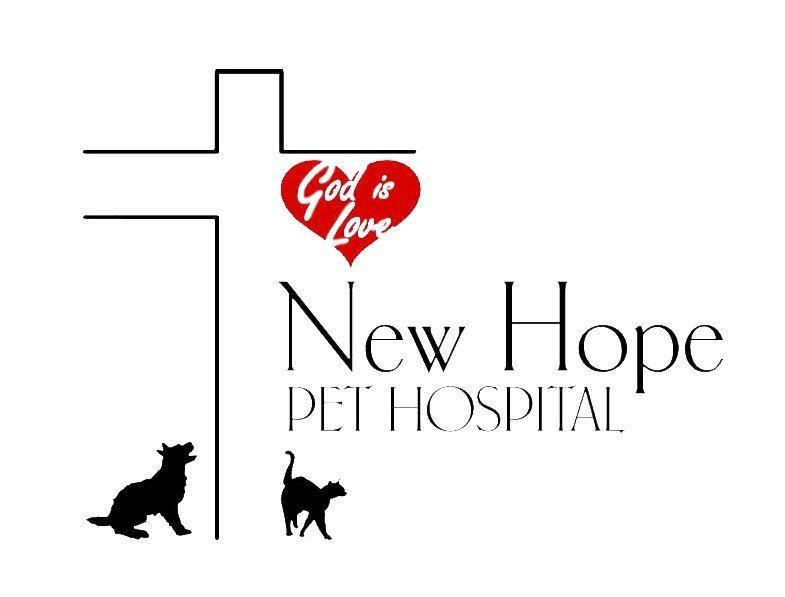 New Hope Pet Hospital logo
